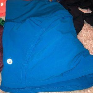 Lululemon Shorts - Size 4